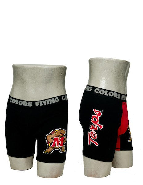 "Maryland Terrapins Men's ""Wintimate"" (2-Pack) / Boxer Briefs"