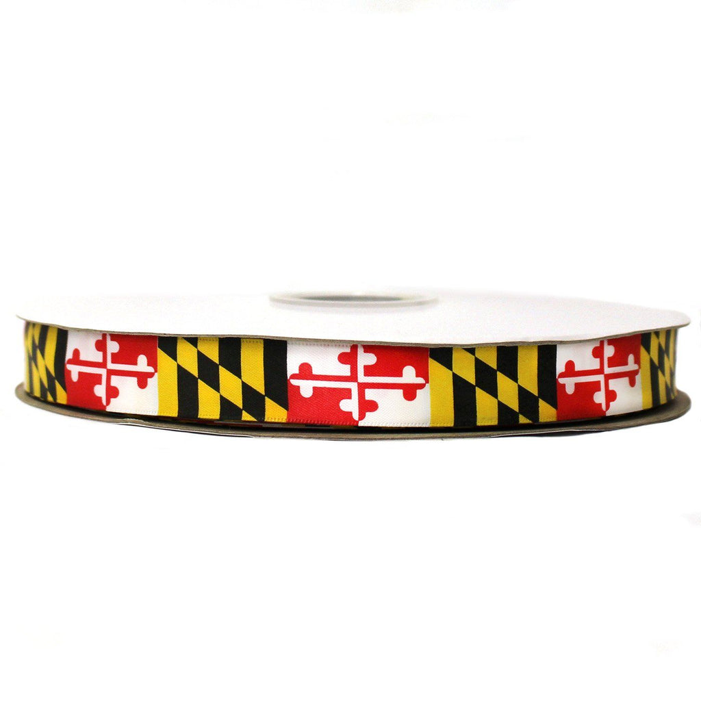 5547866fe93b9 Maryland Flag Ribbon – Route One Apparel