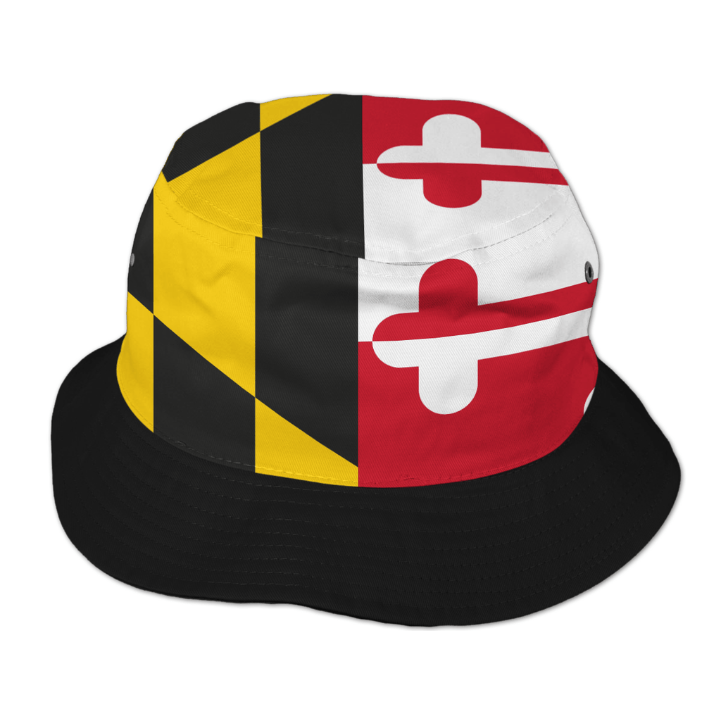 Maryland Flag / Bucket Hat