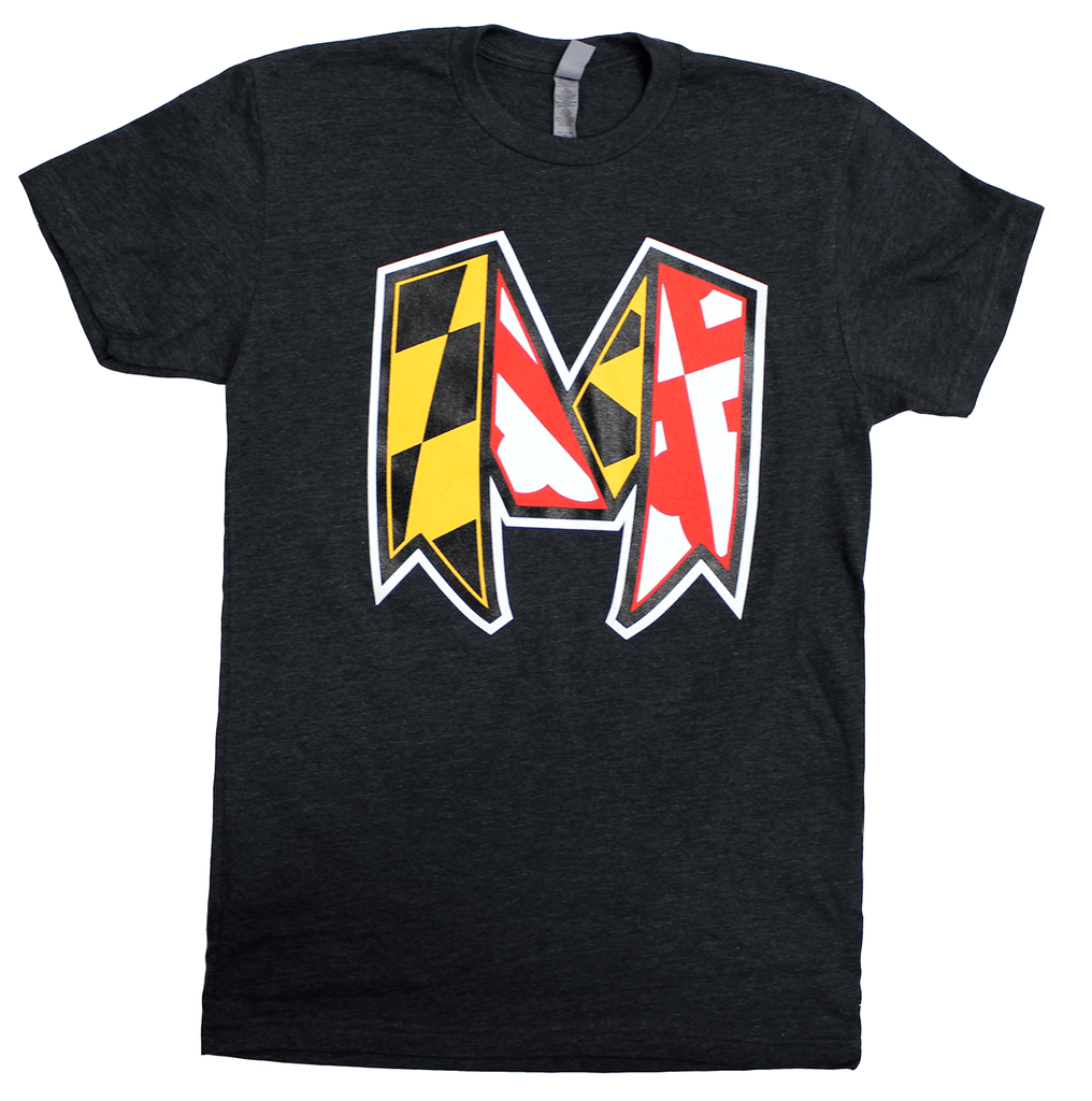 Maryland Ribbon (Charcoal Grey) / Shirt
