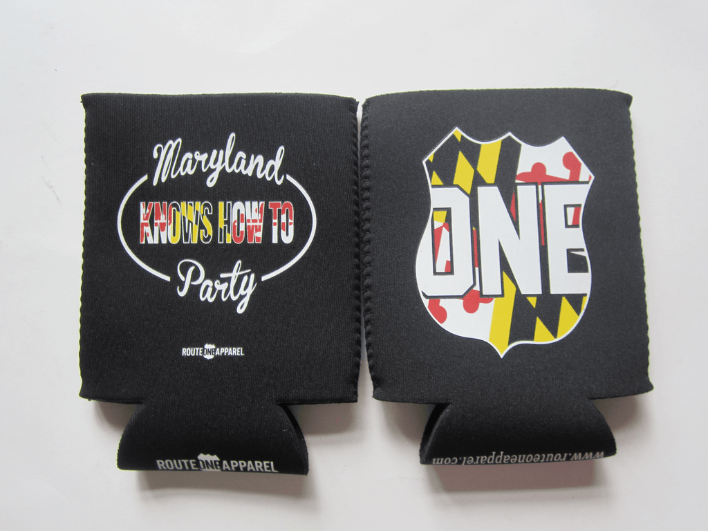 Maryland Knows How to Party / Koozie