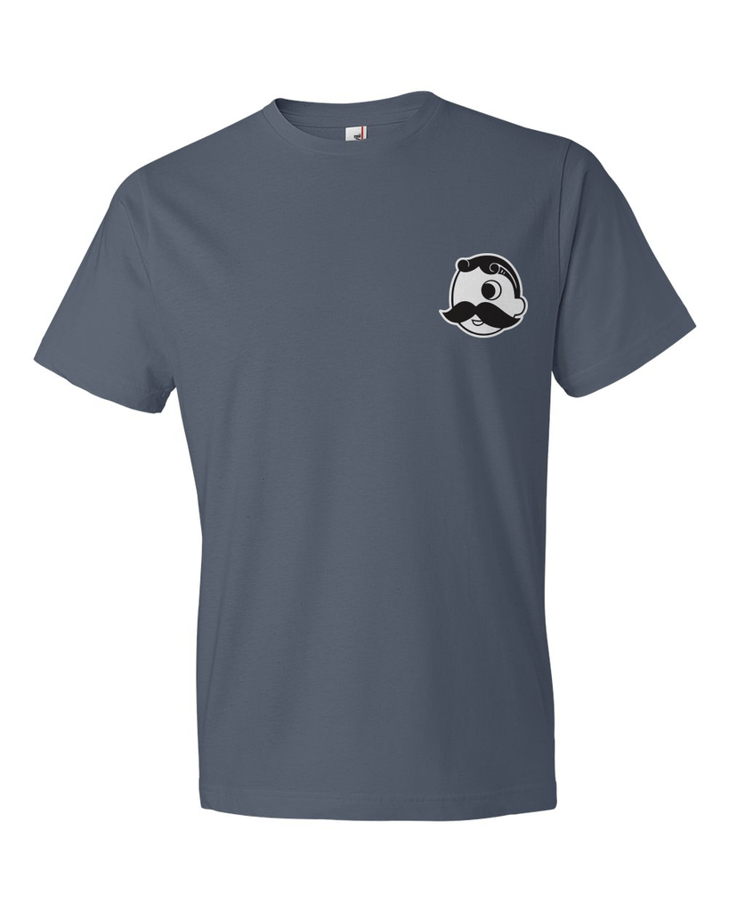 *PRE-ORDER* Natty Boh License Plate (Lake) / Shirt - Route One Apparel