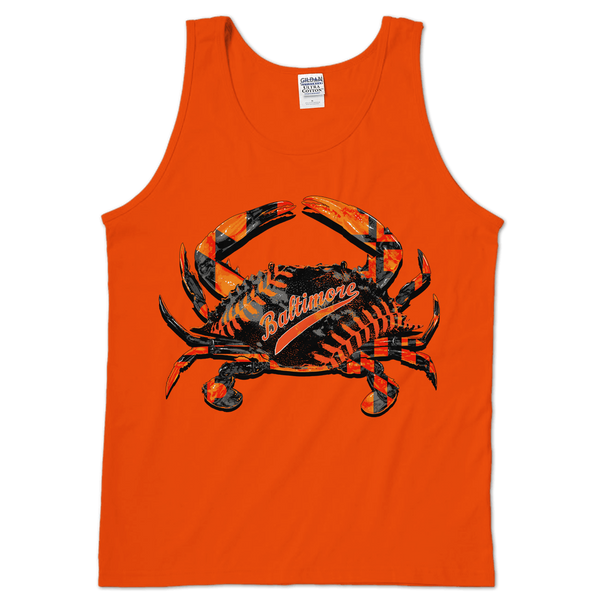 Baltimore Baseball Home Team (Orange) / Tank