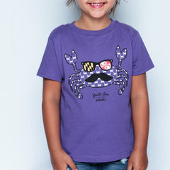 Fun Crab Disguise (Violet) / *Youth* Shirt
