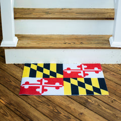 Maryland Flag / Door Mat
