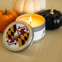 Pumpkin Spice / Exclusive Maryland Tin Candle