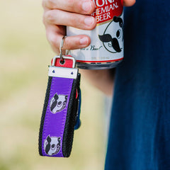 Natty Boh Logo (Purple) / Key Chain