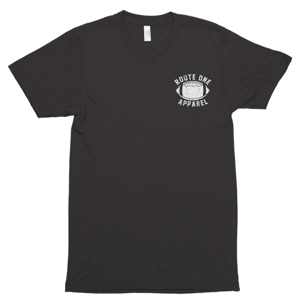 Baltimore Football Home Team Crab *Back Print* (Black) / Shirt - Route One Apparel