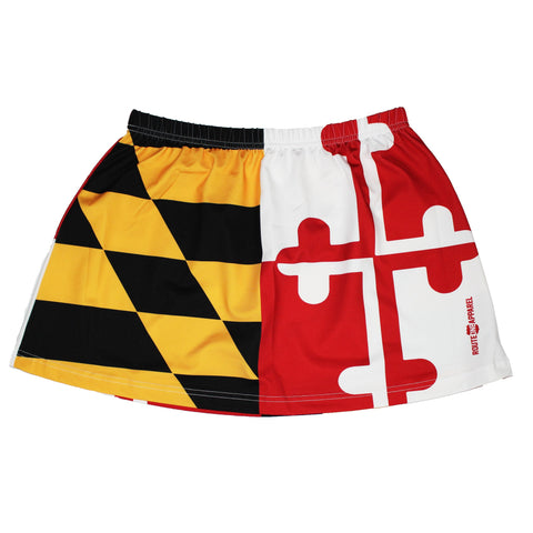 Maryland Flag / Skirt (Women)