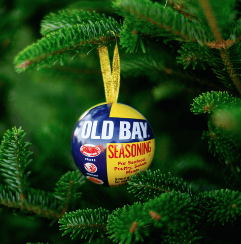 Old Bay Can / Ornament