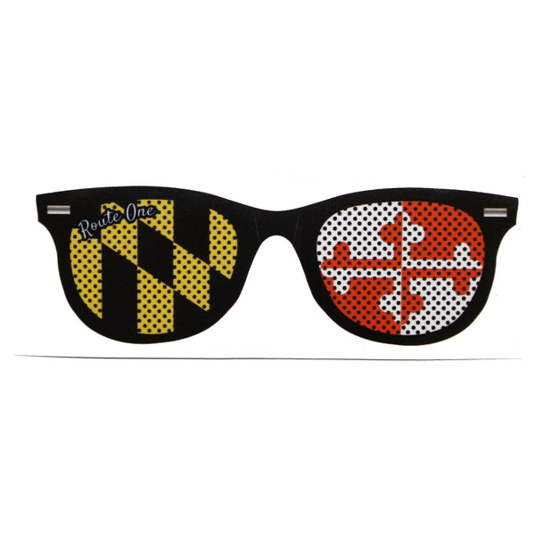 Maryland Logo Lense / Sticker