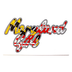 Maryland Girl / Sticker