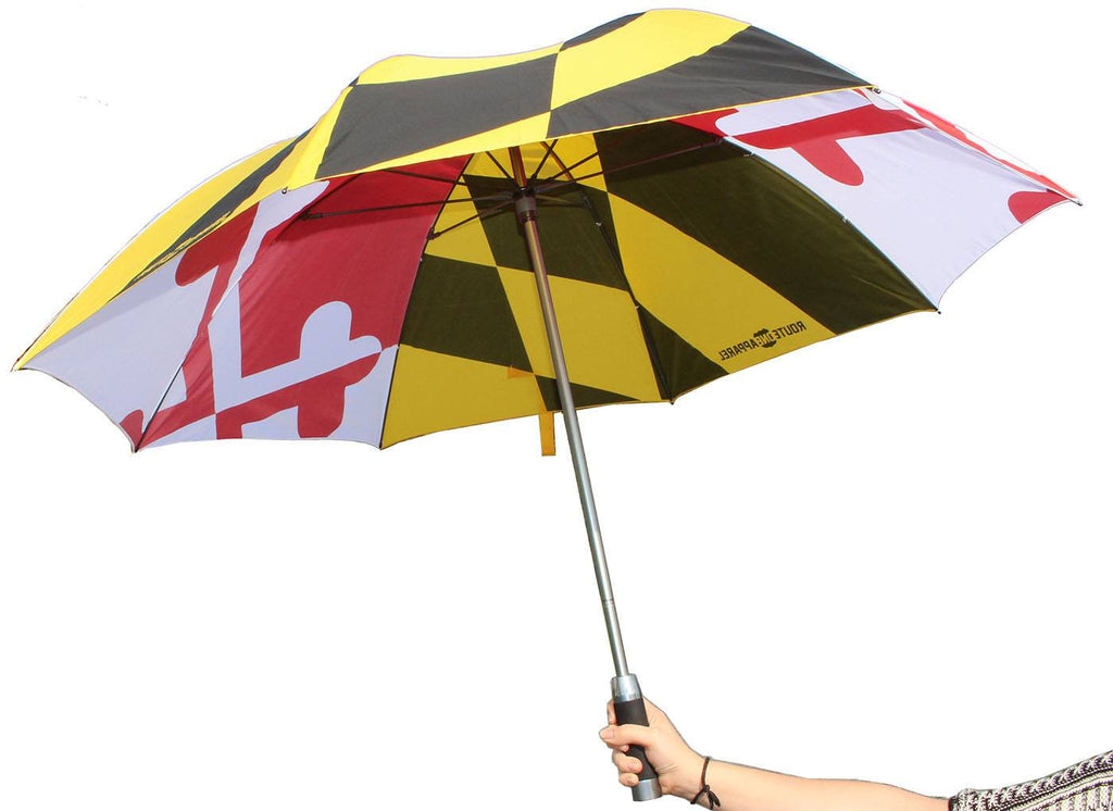 Maryland Flag / Golf Umbrella
