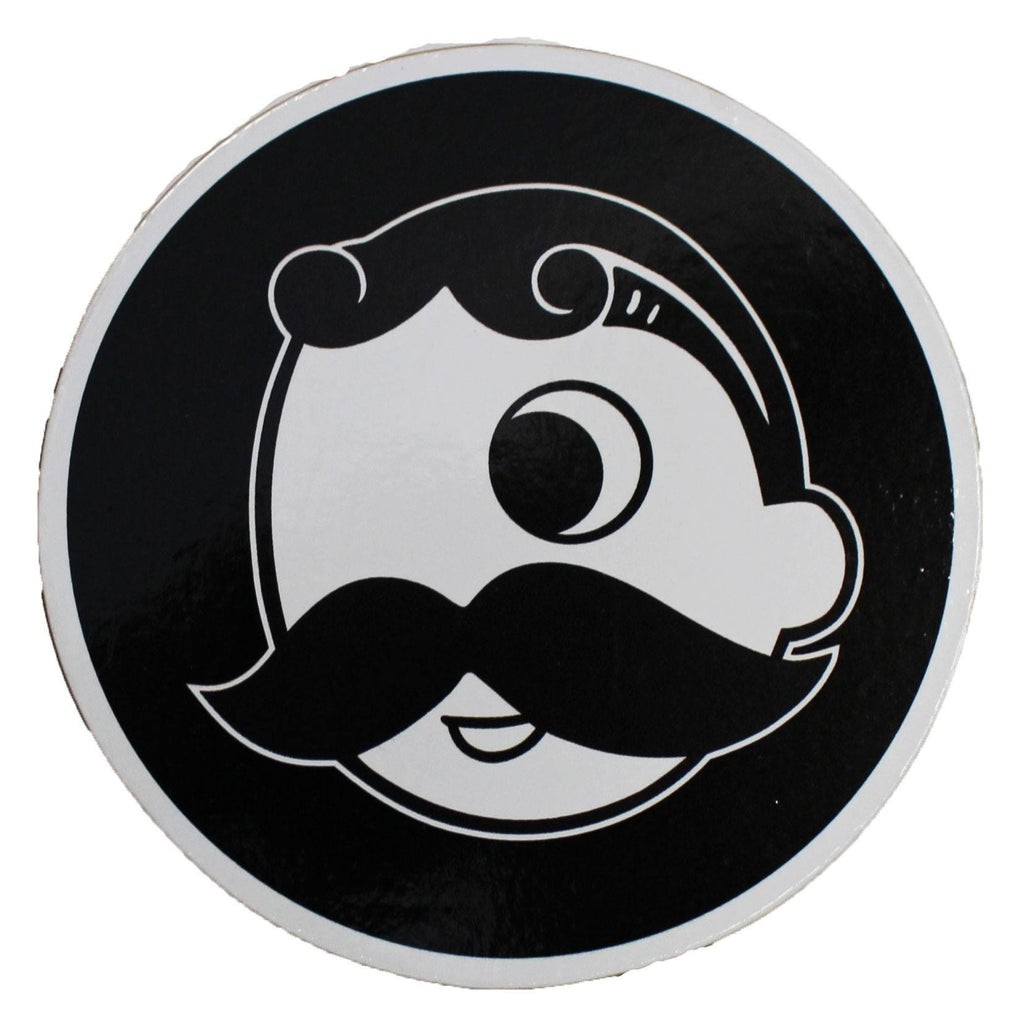 Natty Boh (Black) / Cork Coaster