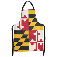 Maryland Flag / Apron