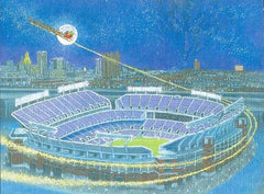 Baltimore Football Stadium / Christmas Card - Route One Apparel