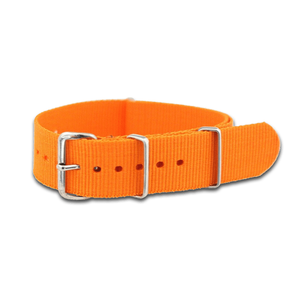 Orioles Baseball Inspired - Orange / Watch Strap
