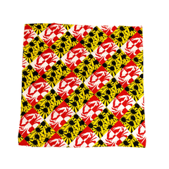 Crabby Susan / Bandana (22 x 22 inch) - Route One Apparel