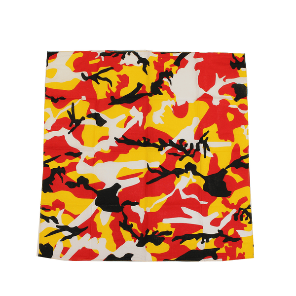 Branch Camo Maryland Flag / Bandana (22 x 22 inch)