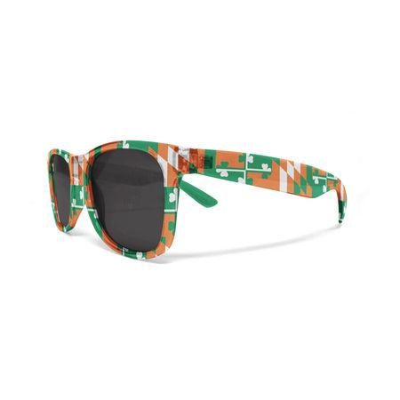 Irish Maryland Flag / Shades