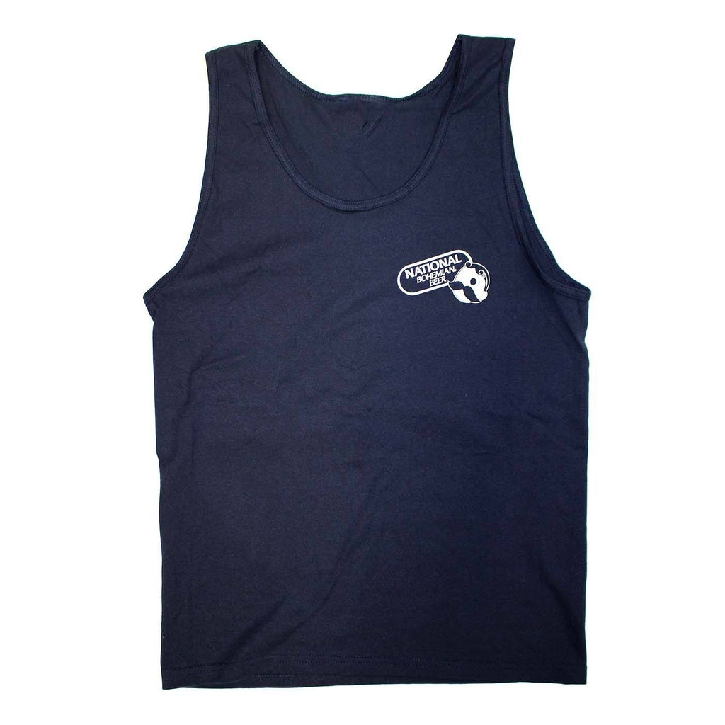Boh Say Can You See (Navy) / Tank - Route One Apparel