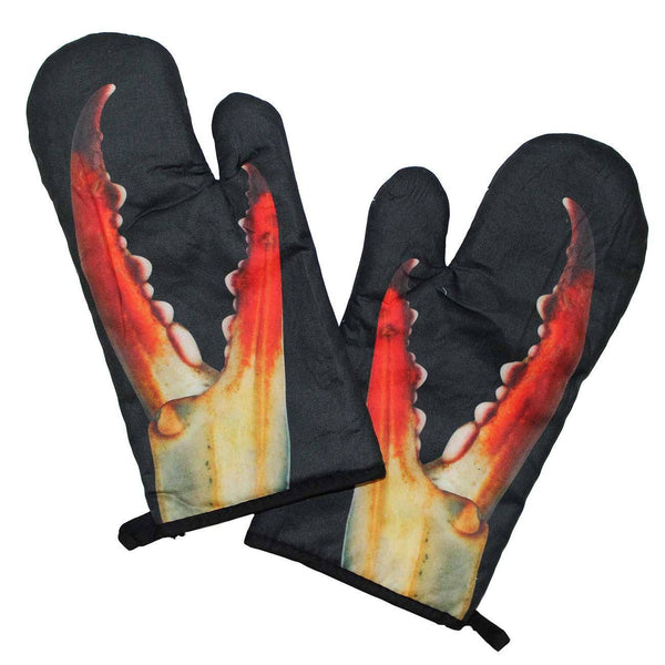 Crabby Claws / Oven Mitts (Set of 2)