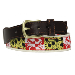 Crabby Susan Maryland / Belt - Route One Apparel