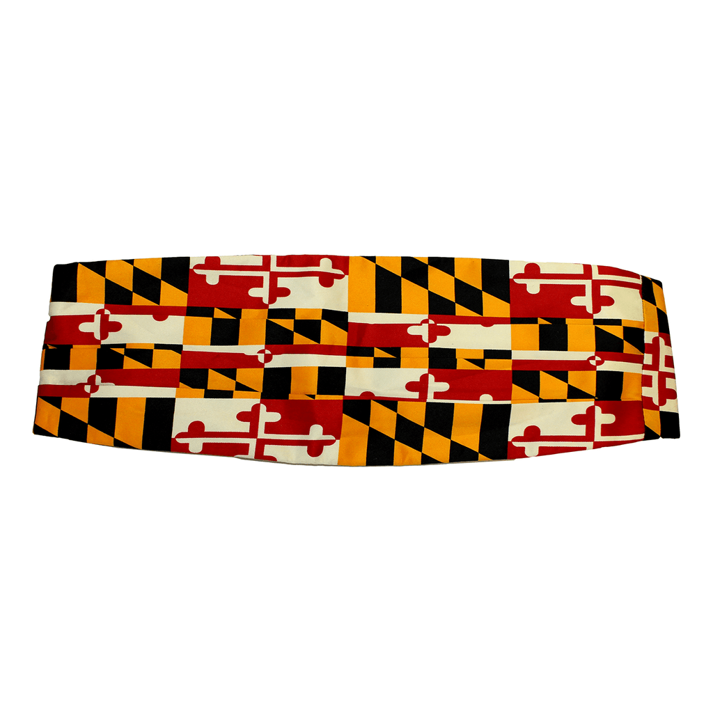 Maryland Flag / Cummerbund