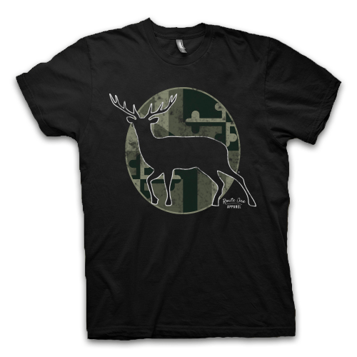 Maryland Camo Deer Hunt / Shirt
