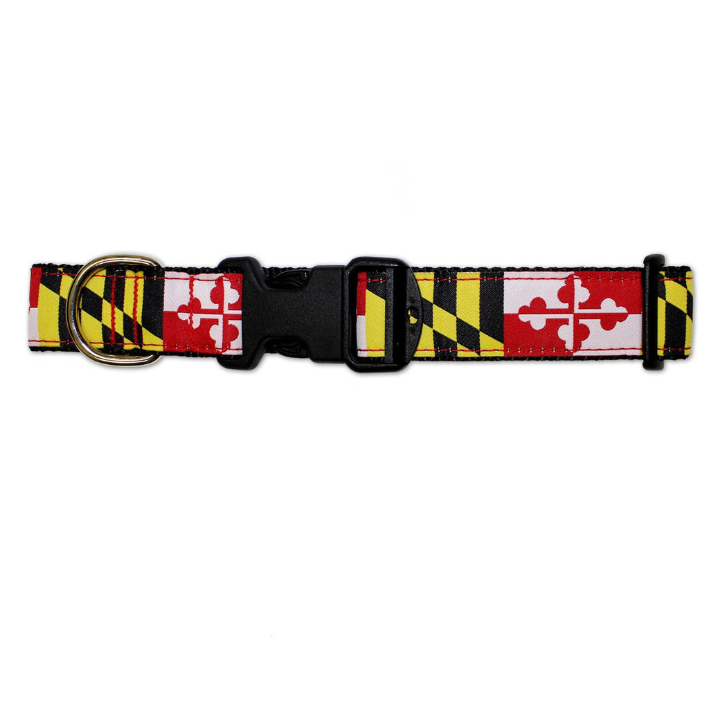 Maryland Flag / Dog Collar