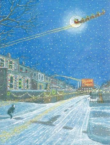 Domino Sugars / Christmas Card