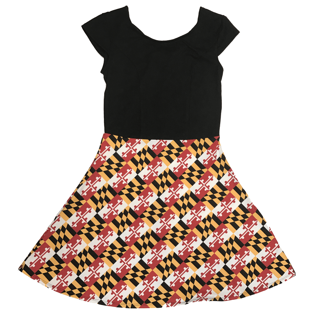 Maryland Flag / Dress