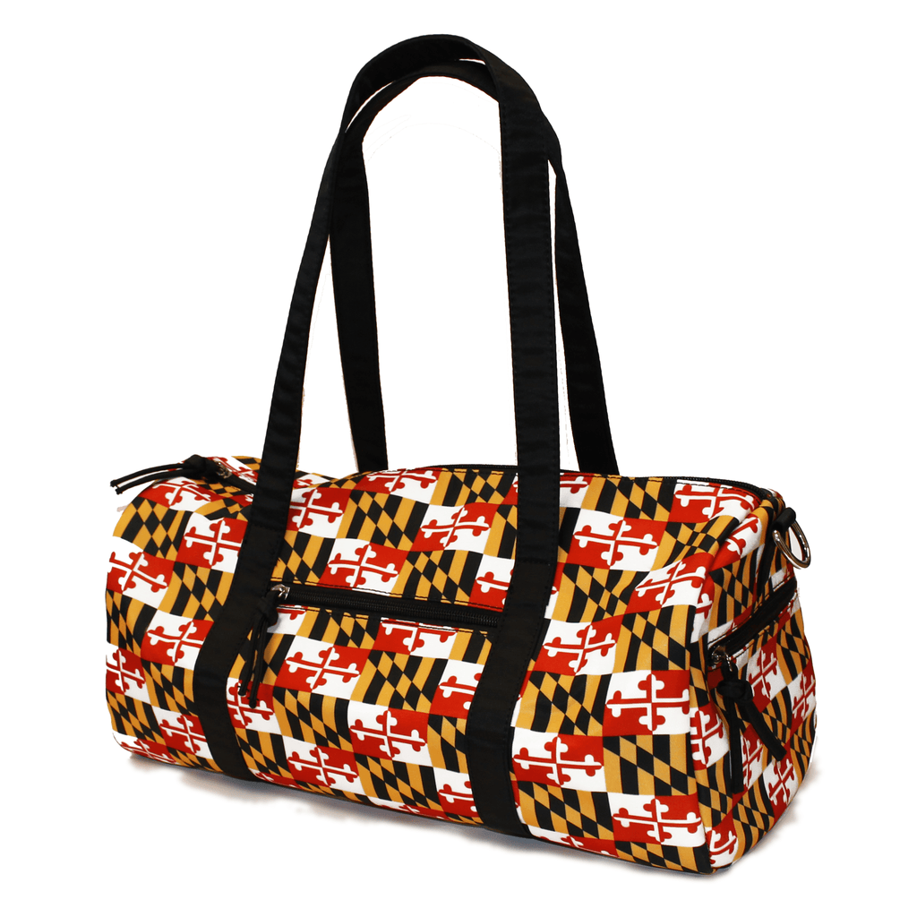 Maryland Full Flag / Duffel Bag