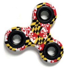 Maryland Flag / Fidget Spinner