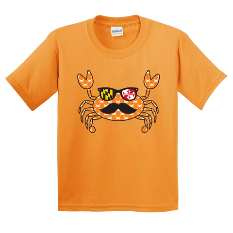 Halloween Fun Crab Disguise (Orange) / Shirt