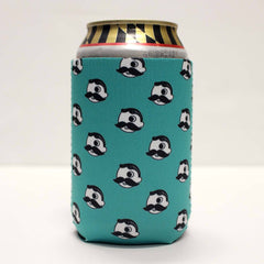 Natty Boh Logo Pattern (Teal Green) / Koozie