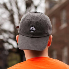 Natty Boh Logo (Washed Charcoal) / Baseball Hat
