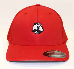 Natty Boh Logo (Red) / Trucker Hat