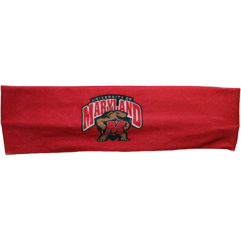 University of Maryland Terrapins Turtle (Red) / Headband
