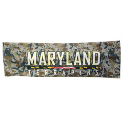 University of Maryland Terrapins Athletic (Camo) / Headband