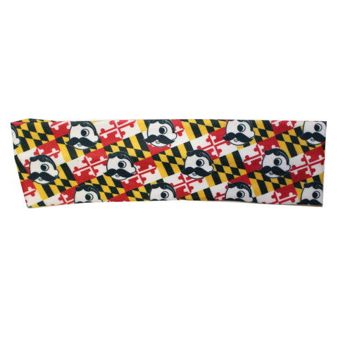 Natty Boh Logo Maryland Flag (Style 2) / Headband
