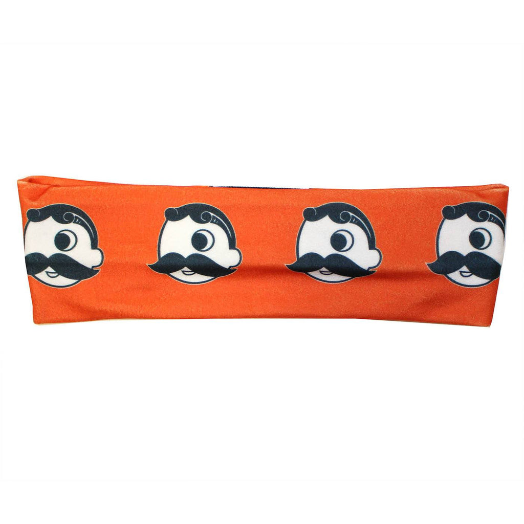 Natty Boh Logo Orange (Style 1) / Headband