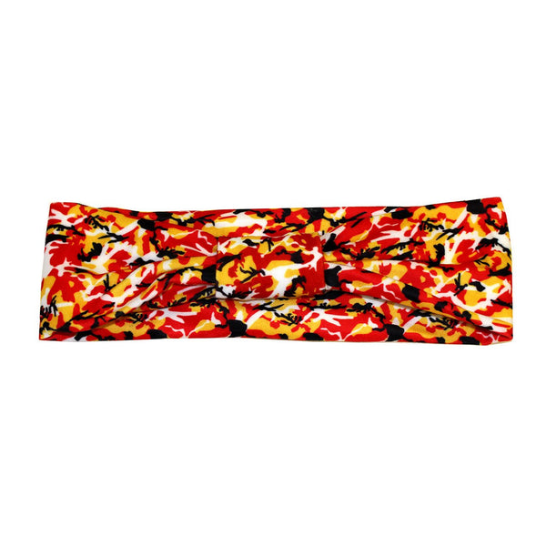 Branch Camo Maryland Flag / Headband