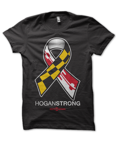 Hogan Strong (Black) / Shirt