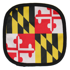 Maryland Flag / Pot Holder