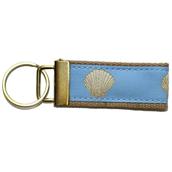Nautical Shell / Key Chain