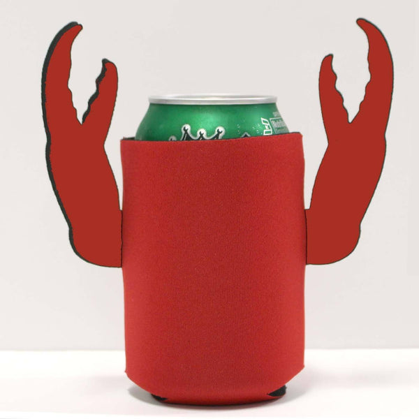 Basic (Red) / Crab Claw Koozie