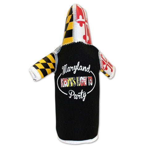 Maryland Knows How to Party Jacket / Koozie