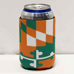 Irish Maryland Flag / Koozie