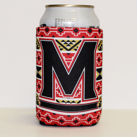 University of Maryland Aztec / Koozie